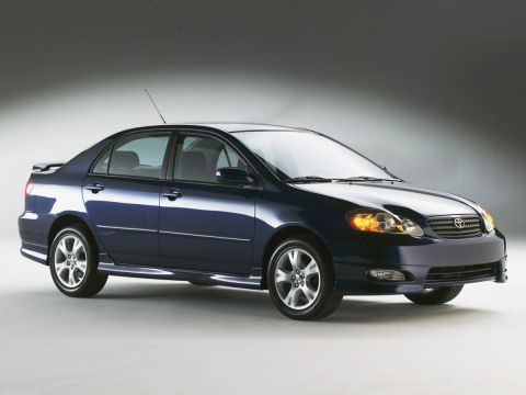 Pre-Owned 2006 Toyota Corolla CE FWD 4D Sedan