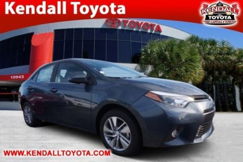 New 2016 Toyota Corolla LE ECO Premium With Navigation