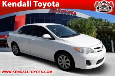 Pre-Owned 2011 Toyota Corolla LE FWD 4D Sedan