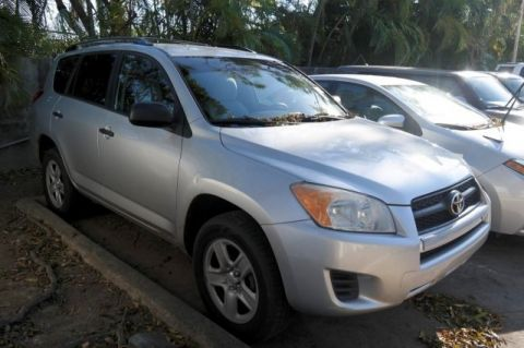 Pre-Owned 2010 Toyota RAV4  4WD