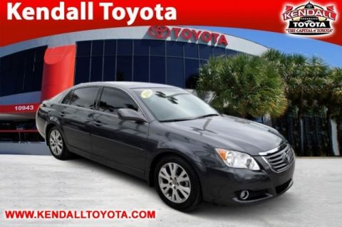 Pre-Owned 2008 Toyota Avalon Touring FWD 4D Sedan