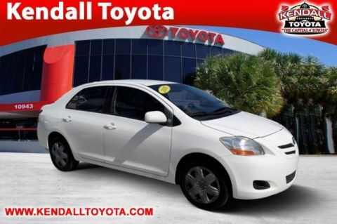 Pre-Owned 2007 Toyota Yaris  FWD 4D Sedan