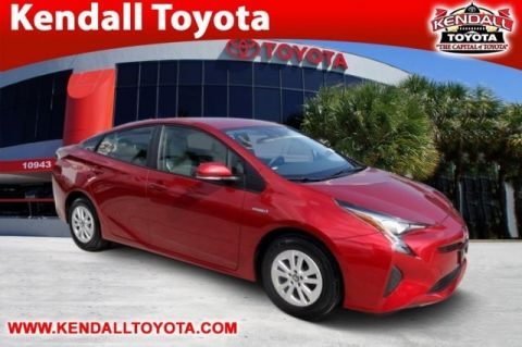 Certified Pre-Owned 2017 Toyota Prius STD FWD 5D Hatchback