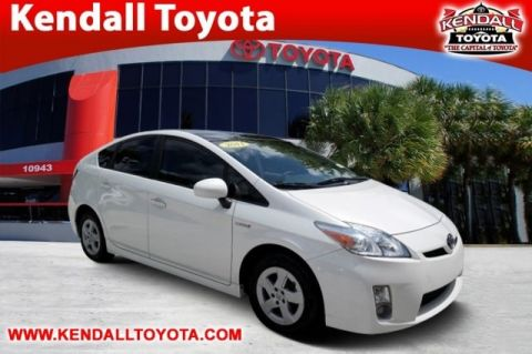 Pre-Owned 2011 Toyota Prius Three FWD 5D Hatchback