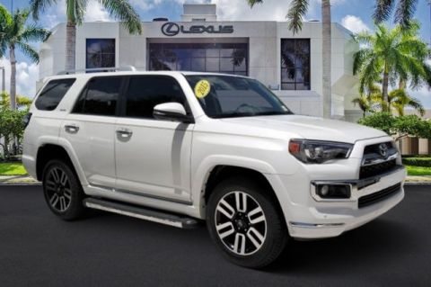 Pre-Owned 2015 Toyota 4Runner Limited 4WD