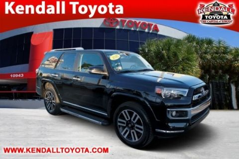 Pre-Owned 2016 Toyota 4Runner Limited RWD 4D Sport Utility