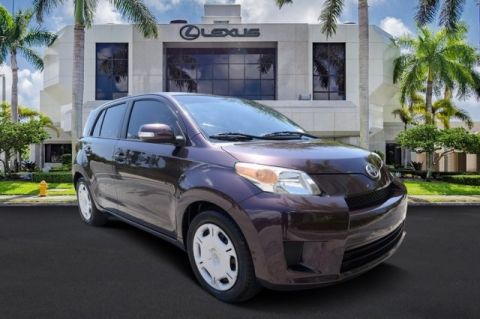 Pre-Owned 2012 Scion xD  FWD 4D Hatchback