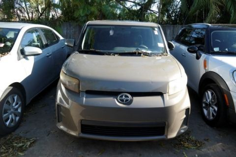 Pre-Owned 2011 Scion xB  FWD 4D Wagon