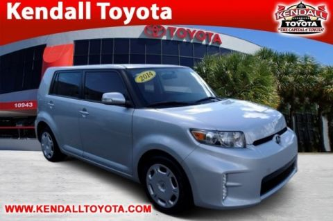Pre-Owned 2014 Scion xB  FWD 4D Wagon