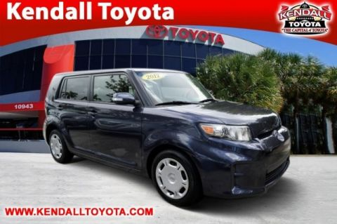 Pre-Owned 2012 Scion xB  FWD 4D Wagon