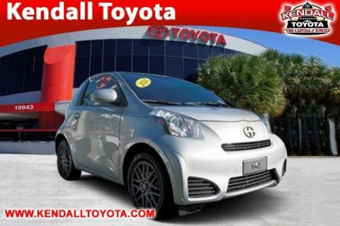 Pre-Owned 2014 Scion iQ 10 Series FWD 2D Hatchback