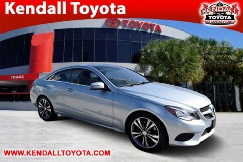 Pre-Owned 2014 Mercedes-Benz E-Class E 350 RWD 2D Coupe