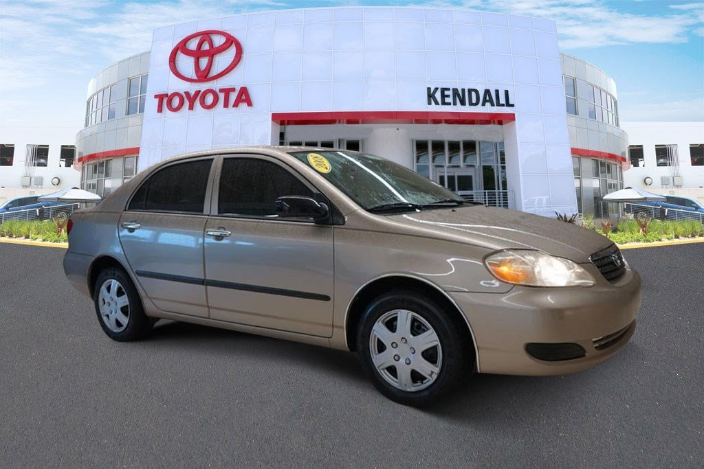 2008 Toyota Corolla For Sale >> Pre Owned 2008 Toyota Corolla Le Fwd 4d Sedan