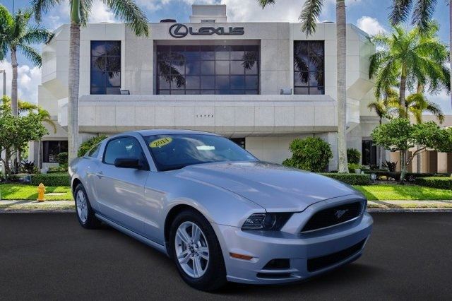 Used 2014 Ford Mustang V6 Premium 2d Coupe In Miami L14222p