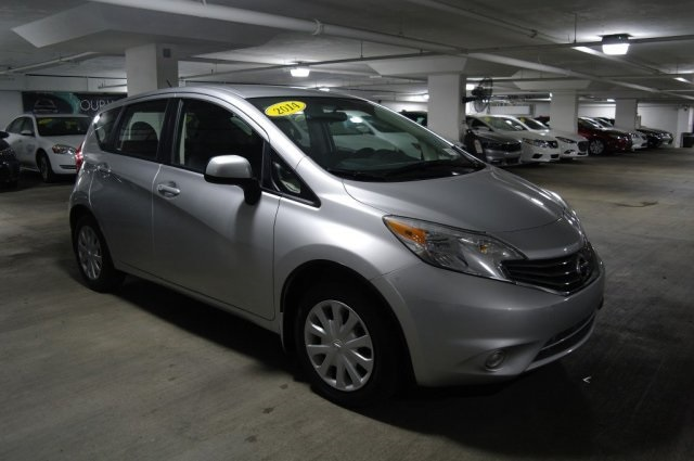 Used 2014 Nissan Versa Note Sv 4d Hatchback In Miami L14199p