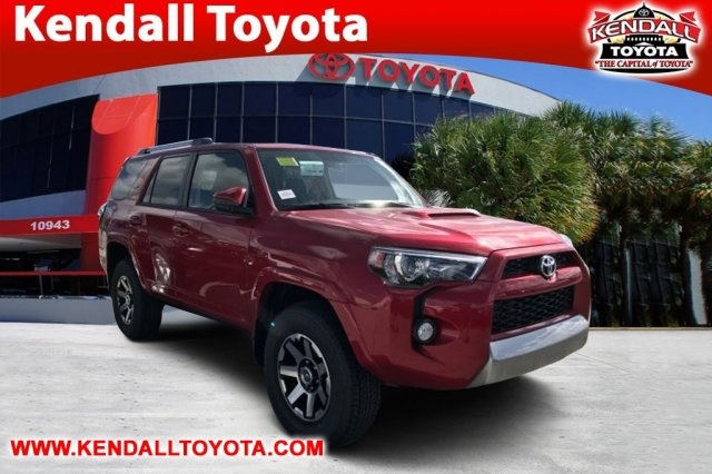 New 2018 Toyota 4Runner TRD Off-Road