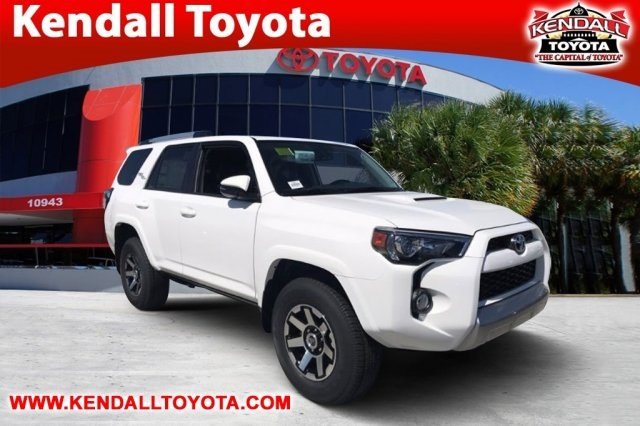New 2018 Toyota 4Runner TRD Off-Road Premium