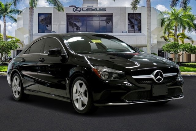 Mercedes Of Miami >> Pre Owned 2017 Mercedes Benz Cla Cla 250 Fwd Coupe