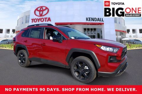 New 2020 Toyota RAV4 TRD Off Road AWD 5 | Miami, FL