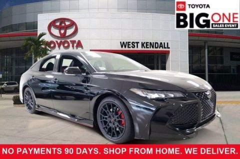 New 2020 Toyota Avalon TRD FWD 4D Sedan | Miami, FL