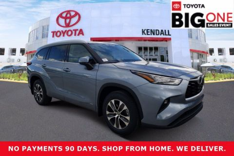 New 2020 Toyota Highlander XLE AWD 4 | Miami, FL