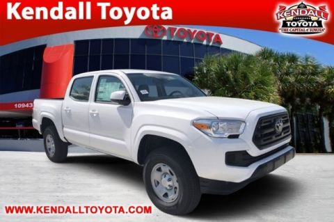 New 2018 Toyota Tacoma SR RWD 4D Double Cab