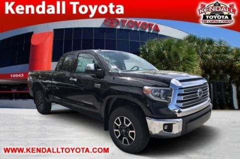 New 2018 Toyota Tundra Limited 4WD 4D Double Cab