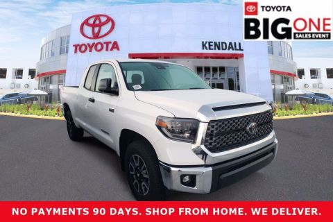 New 2020 Toyota Tundra SR5 Double Cab 6.5' Bed 5.7L (Natl) | Miami, FL