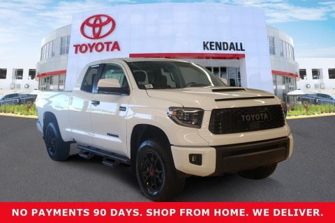 New 2020 Toyota Tundra TRD Pro Double Cab 6.5' Bed 5.7L (Natl)