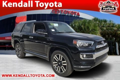 New 2018 Toyota 4Runner Limited RWD 4D Sport Utility
