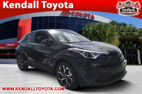 New 2018 Toyota C-HR XLE FWD 4D Sport Utility